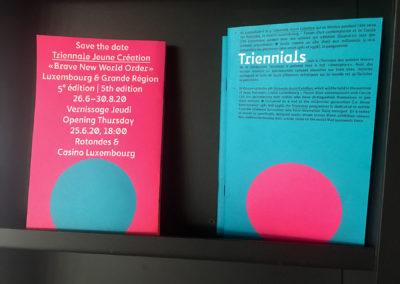 Jerome Knebusch - Triennials 2020